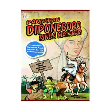 harga Cerdas Interaktif Buku Indonesia - Pangeran Diponegoro Singa Mataram Buku Biografi Blibli.com