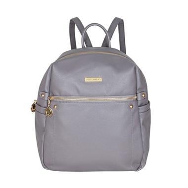 Palomino AT028 Backpack Tas Ransel Wanita - Grey