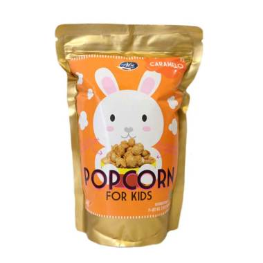 harga ABE FOOD POPCORN Caramel Popcorn for Kids [80 g] Blibli.com