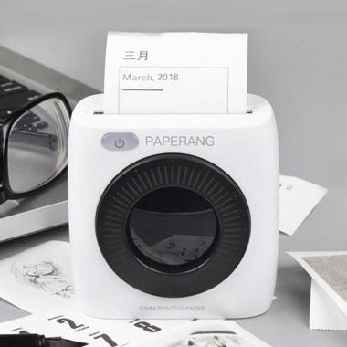 harga Bluelans Portable 300DPI Paperang P2 Bluetooth Camera Thermal Printer for Android iOS Blibli.com