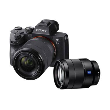 harga SONY SEL2870 Alpha A7 III Kamera Mirrorless with Lensa SEL2470Z Blibli.com