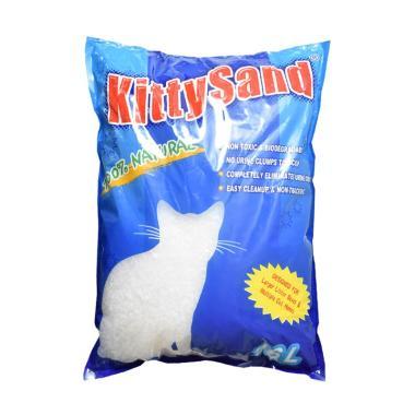 harga Kitty Sand Pasir Kucing Silica [16 Liter] Blibli.com