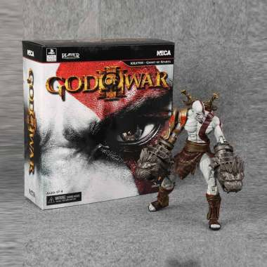 harga Neca God Of War Kratos Sony Ghost Of Sparta Action Figure Blibli.com