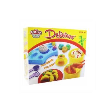 harga Fun Doh Delicious Dimsum Mainan Clay & Dough Blibli.com