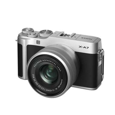 Fujifilm X-A7 Kit XC 15-45mm Mirrorless Camera