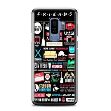 harga Friends The TV Series Z5027 Samsung Galaxy S7 Flat , S7 Edge , S8 , S8 Plus , S9 , S9 Plus Case 16 Samsung Galaxy S9+ combine Blibli.com