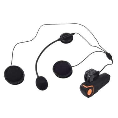 harga Bluetooth Motorbike Helmet Intercom Headset Headphone FM Radio+Soft Earpiece Blibli.com