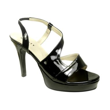 Beauty Shoes 1180 High Heels - Hitam