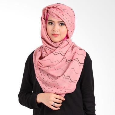 Helwa Tierack Hijab Pashmina - Dusty