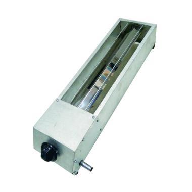 Tgas Galvalum Panggangan Sate Gas [36 cm]