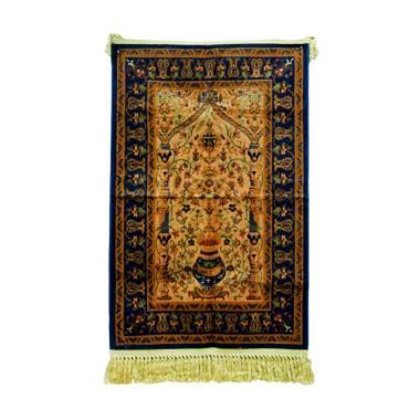 Mada Carpet 6MM Sajadah Tebal Saudi Arabia - Biru