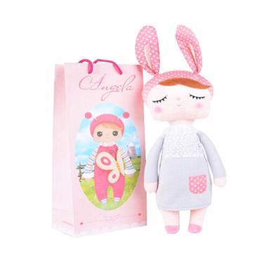 harga Metoo Angela Bunny Boneka Anak & Bayi Blibli.com