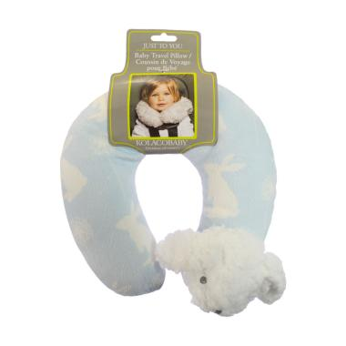 Melcare Baby Travel Neck Sheep Bantal Leher
