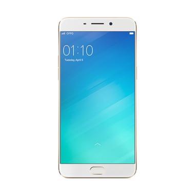 OPPO F1 Plus Smartphone - Gold [64 GB/4 GB]