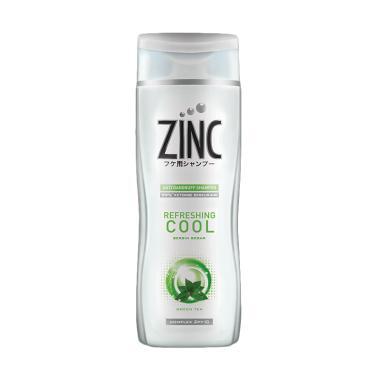 HARGA Zinc Refreshing Bottle Shampo [170 mL] Terpopuler