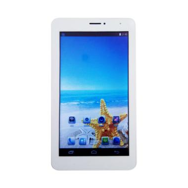Advan Vandroid E1C 3G Tablet - Putih [1 GB/8 GB]