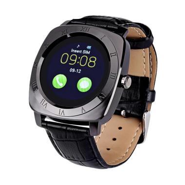 Cognos DZ10 Smartwatch - Hitam [GSM]