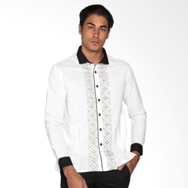 fayyad_fayyad-koko-khiar-koko---white-black_full02 10 Harga Baju Koko Untuk Remaja Cowok Terlaris 2018