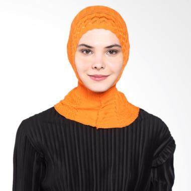 Teera Hijab Ciput Rajut - Orange