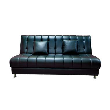 Aim Living Ultra Sofa Bed - Hitam