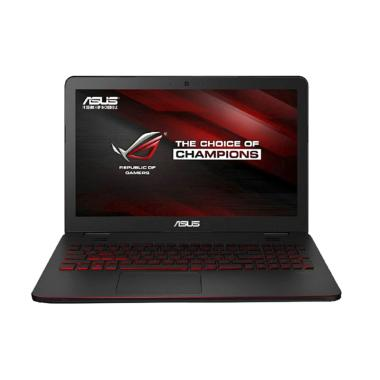 ASUS ROG FX502VM-DM613T Notebook - Black