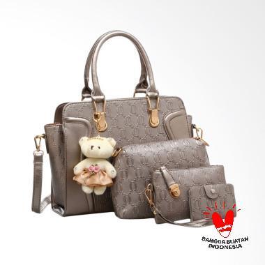 IMF BG255 Tas Import Tas Wanita - Bronze