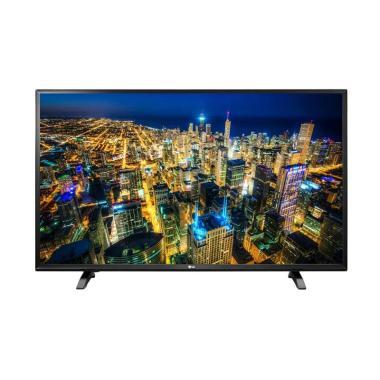 LG 32LH500D DVB-T2 TV LED - Hitam [32 Inch/ JABODETABEK