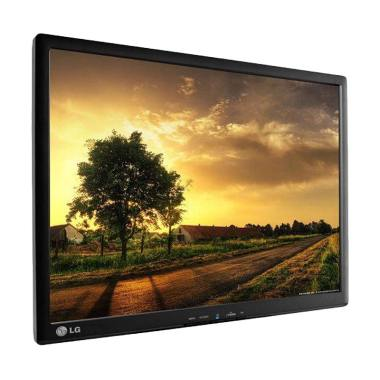 LG 17MB15T-B LCD Monitor [17 Inch/Touch Screen]