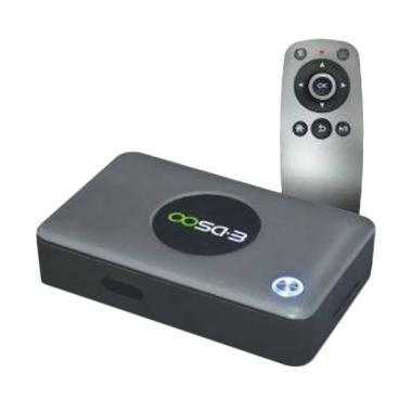 OEM OOSA-3 Share Box Wifi Android TV - Hitam