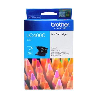 Brother LC-400 Tinta Printer - Cyan
