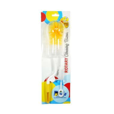 Dodo Sikat Botol Putar Bayi - Kuning