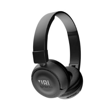 JBL T450BT Wireless On-Ear Headset - Hitam