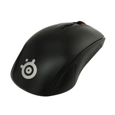 Paket mouse Rival 95 PC Bang dan Mousepad QcK Mini