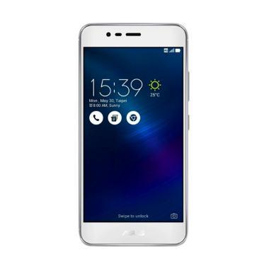 Asus Zenfone 3 Max ZC553KL Smartphone - Silver [32GB/ 2GB]