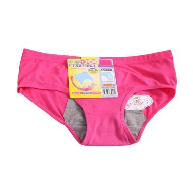 OEM Celana Dalam Menstruasi - Pink Fanta