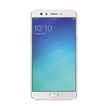 OPPO F3 Plus Smartphone - Gold [64 GB/ 4 GB]