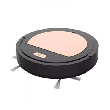 ROBOT Smart Vacuum Cleaner-AS Hitam