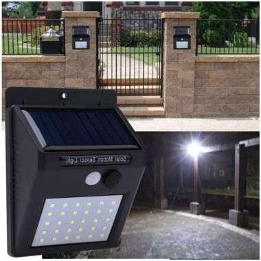 Jual Lampu Taman Tenaga Surya Terbaru Harga Murah Blibli Com