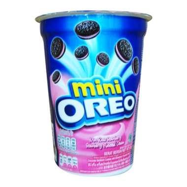 harga Oreo Mini Strawberry 67G Blibli.com