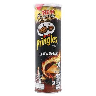 harga Pringles Wild And Spicy 107 G Blibli.com