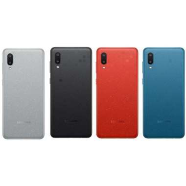 Samsung Galaxy M02 Smartphone 2/32gb Red