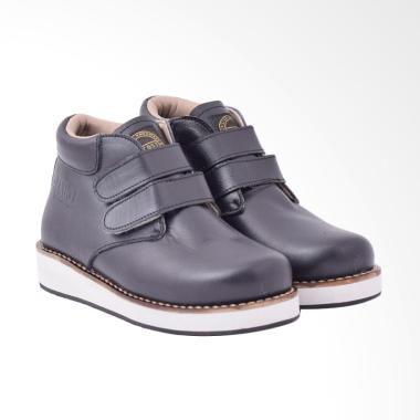Azcost Kids Desert Sepatu Anak Laki-laki - Black