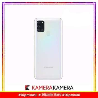 harga KameraKamera Samsung Galaxy A21s (6GB/128GB) White Blibli.com