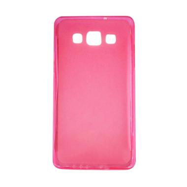 Winner Softshell Silicone Casing for Samsung Galaxy A5 or A500F - Pink