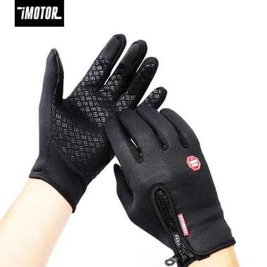 harga IMotor Sarung Tangan Sepeda Motor Touch Screen Anti Slip Riding Gloves ANTI SLIP XL Blibli.com