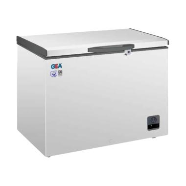 GEA AB-316-R Chest Freezer - Putih [310 L]