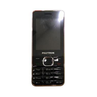 POLYTRON C24E Handphone -  Gold Black