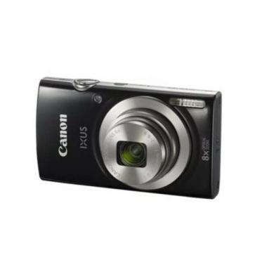 harga Baru Kamera Canon Ixus 185 - Hitam Original Blibli.com