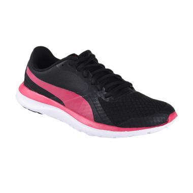 PUMA FlexT1 Sepatu Olahraga - Black 362386 11