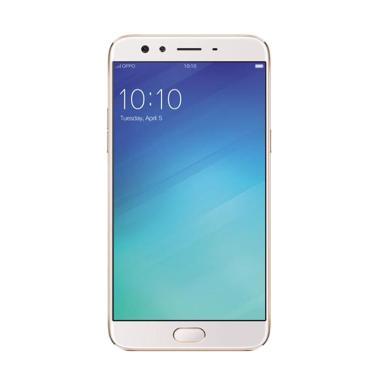OPPO F3 Smartphone - Gold [RAM 4GB/64GB]